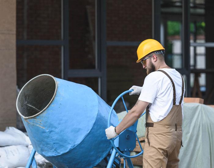 Aditivos da Camargo Química para o setor de construção