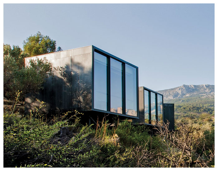 Arquitetura que se conecta com a natureza