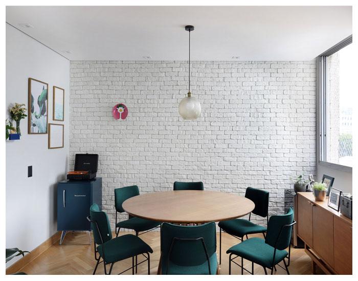 Maré reforma apartamento antigo