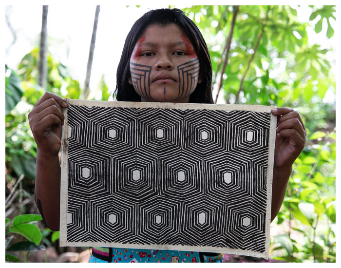 Marketplace para artesãos indígenas