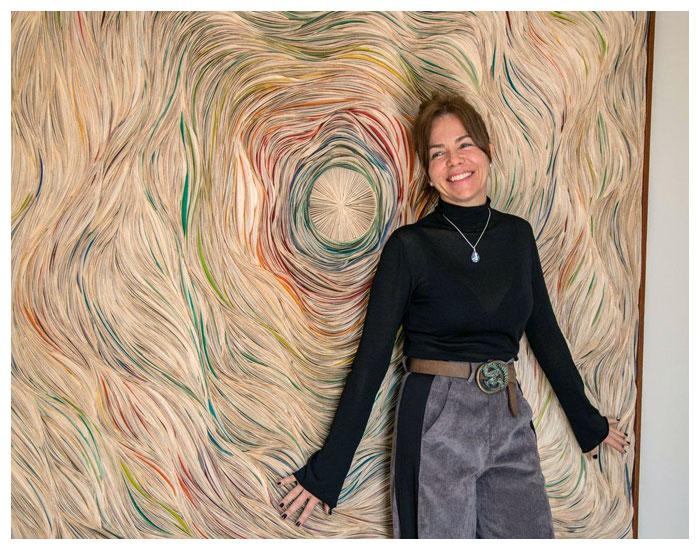 Lara Matana na Galeria André