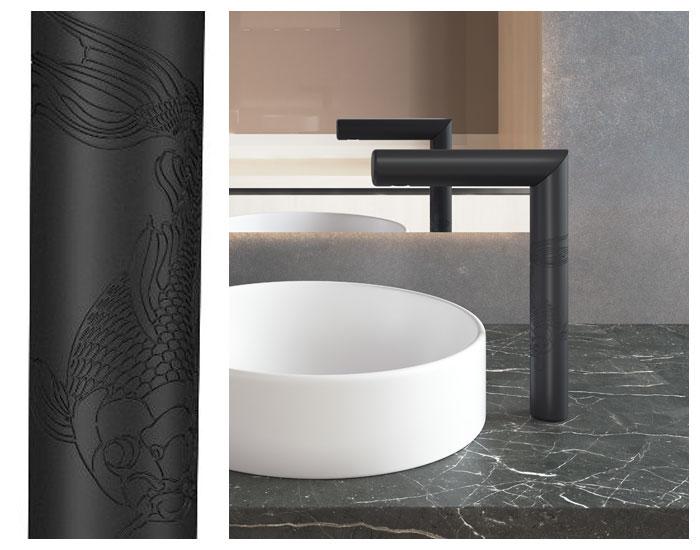 Personalização Impression Deca no banheiro