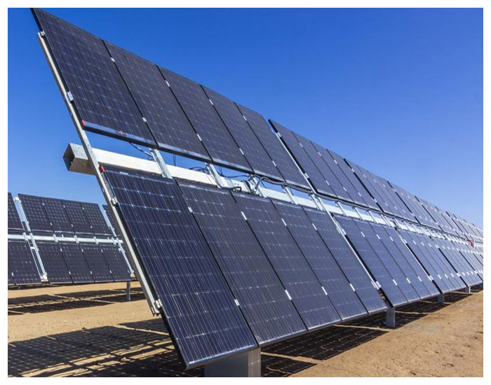 Tecnologia de energia solar em telhados