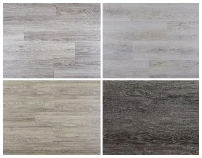 Tons de cinza nos pisos vinílicos ePiso