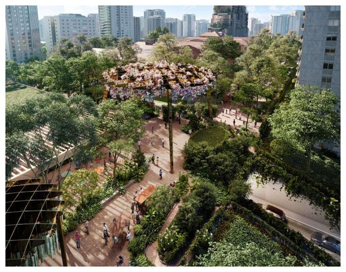 Parque das Flores e a dinâmica do boicote à cidade