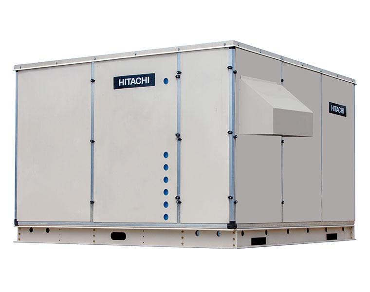 Hitachi com instalação simplificada