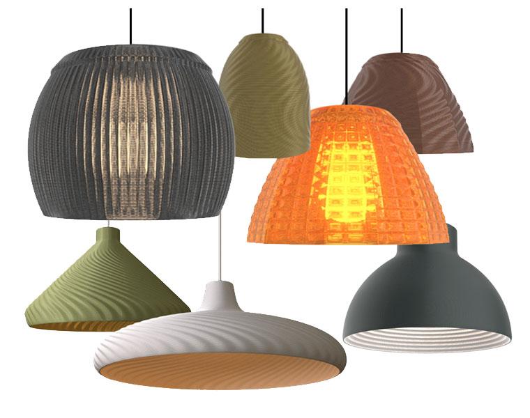 Impressão de Luminárias 3D Philips