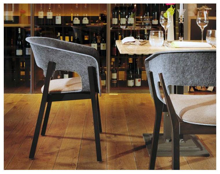 Cadeira premiada Njord na Escinter