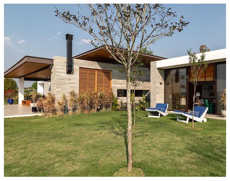 Casa no campo de Gilda Meirelles