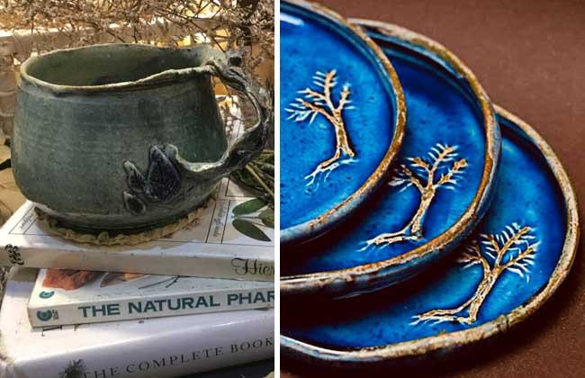 Lucy Lemmi e a cerâmica japonesa