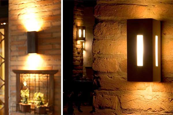 Iluminação com toque de sofisticação