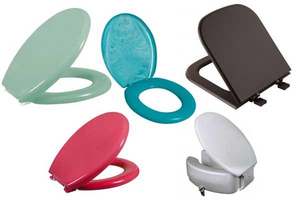 Um assento sanitário Astra para cada banheiro