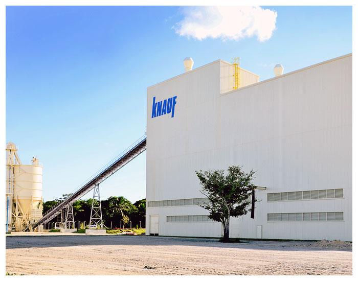 Knauf certificada pelo uso de energia renovável