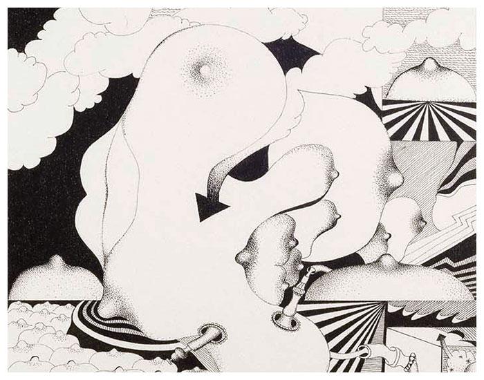 Expressão do concreto de Ivan Serpa