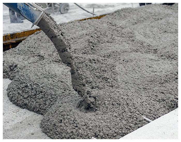 Novo produto aumenta a resistência inicial do concreto