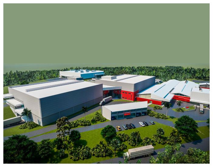 Anjo Tintas investe em obras de expansão