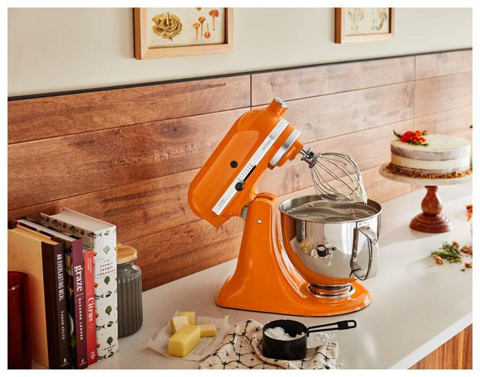 KitchenAid inspira união com a cor Honey