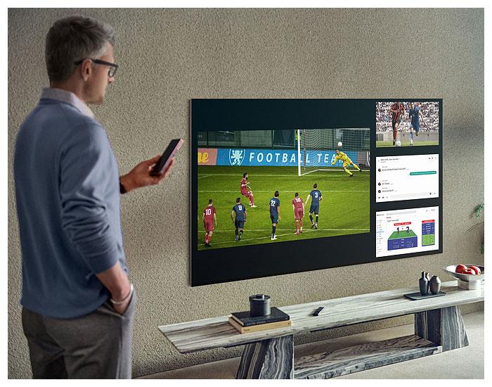 Sete recursos das novas TVs Samsung