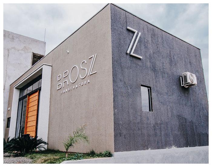 Show room Brosz Casa Contemporânea