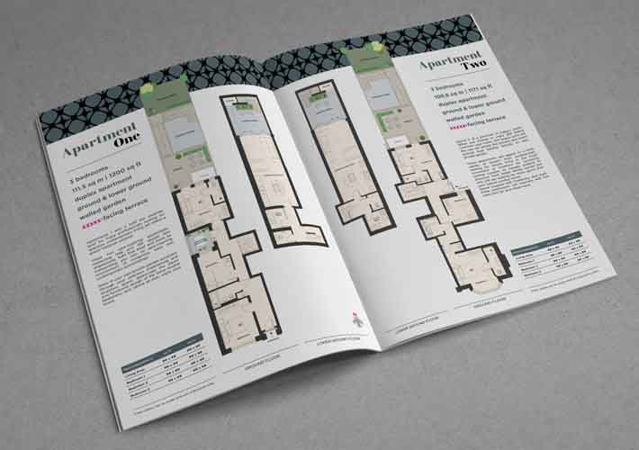 Property Brochures : Design services for Property Professionals