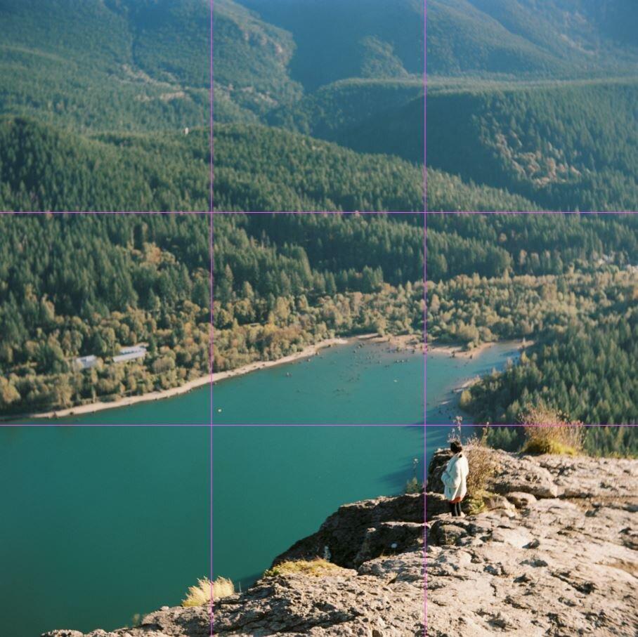 Example 4 - Top of Rattlesnake Lake