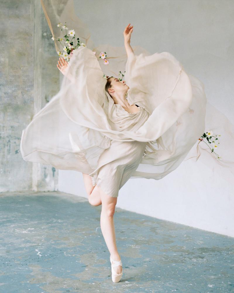 Ballet dancer.