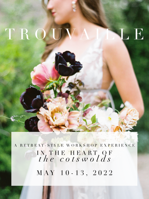 Ashley Brown: Trouvaille