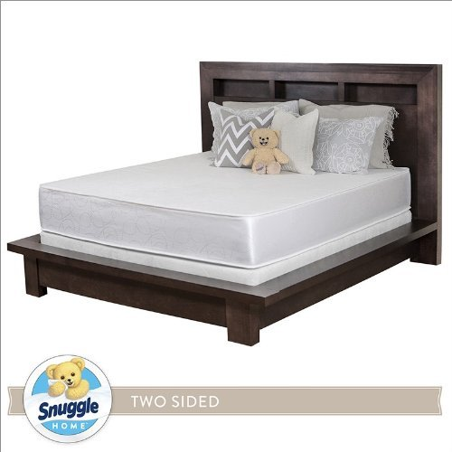 An image related to Snuggle Home Firm Foam King-Size 10-Inch Mattress