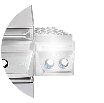 An image related to Twin Eagles 42'' Propane Gas Stainless Steel Freestanding Covered Grill