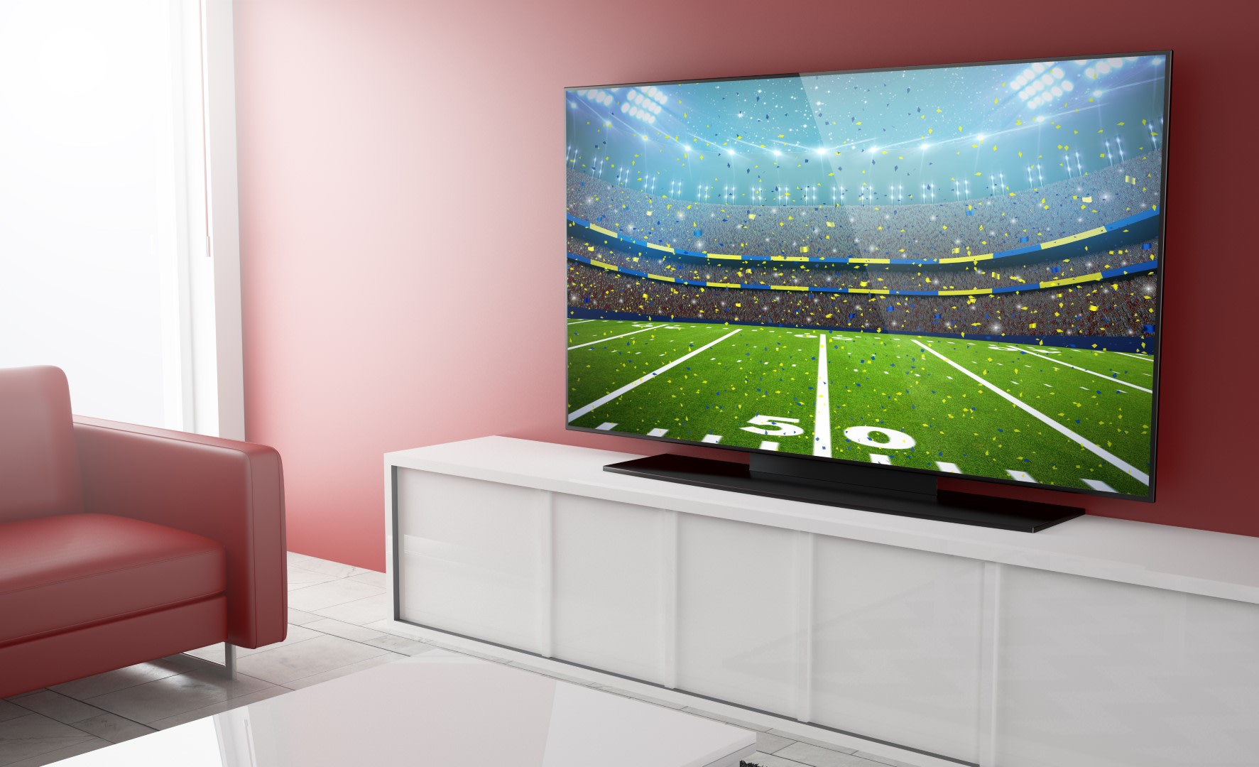 An image related to Best 120Hz Android Smart TVs