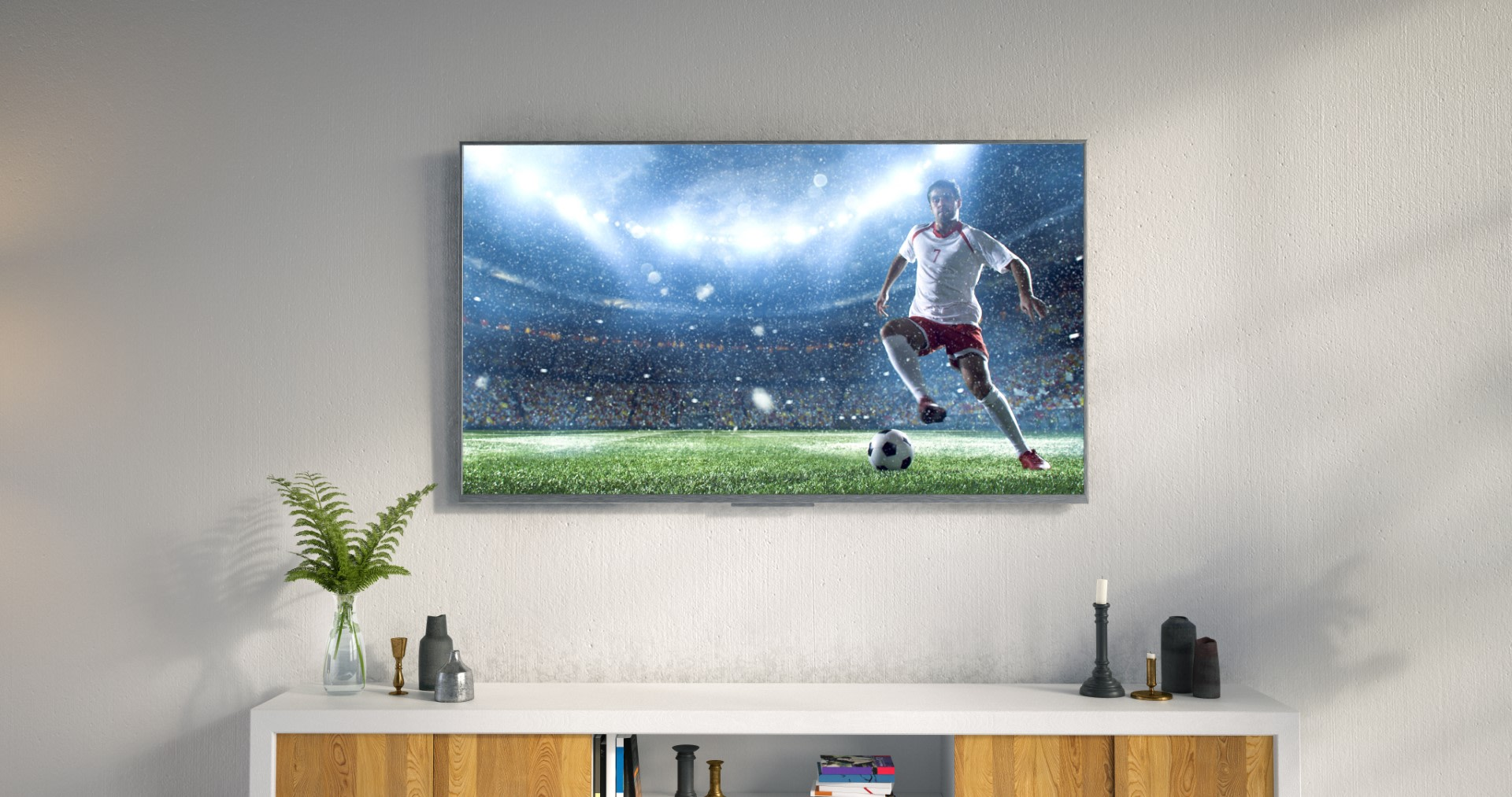 An image related to Best Sharp Roku Smart TVs