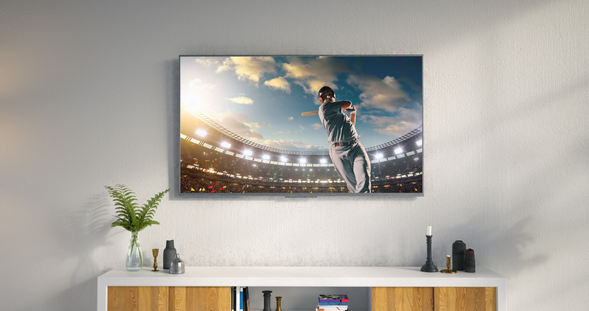 An image related to Top 43-Inch 60Hz TVs for 2019