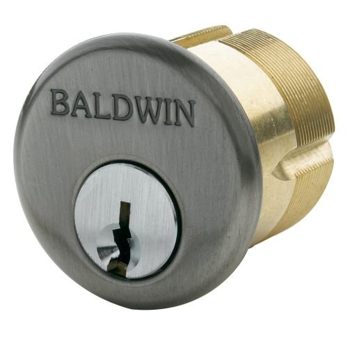 An image related to Baldwin 8323151 Nickel Lock