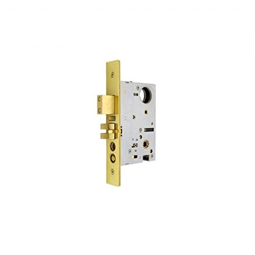 An image related to Baldwin 6075033R Entry Brass Lock
