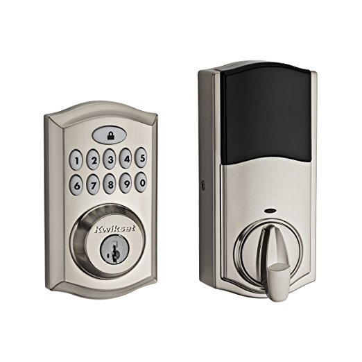 An image of Kwikset 99130-002 Satin Nickel Lock