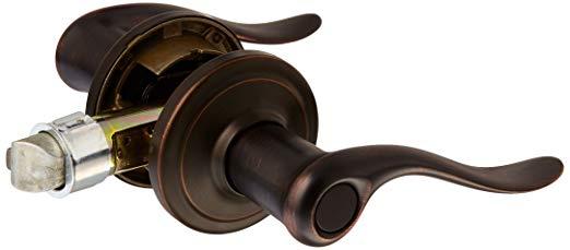 An image of Kwikset 750TNL-11PS Venetian Bronze Lock | Door Lock Guide