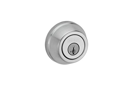 An image related to Kwikset 93230-001 House Satin Chrome Lock