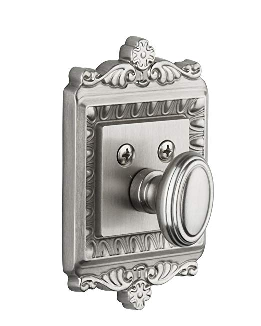 An image related to Grandeur WIN-60-SN-KD House Satin Nickel Door Lock