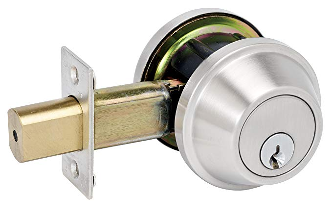 An image related to Master Lock DSCHDD32D Brushed Chrome Lock