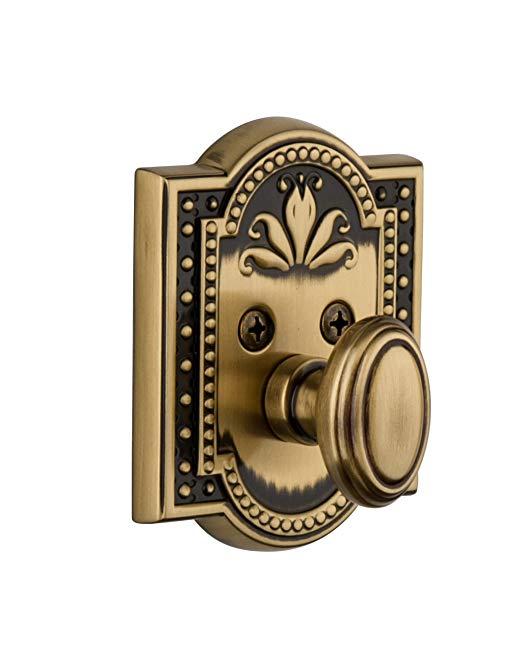 An image related to Grandeur PAR-60-VB-KD House Brass Door Lock