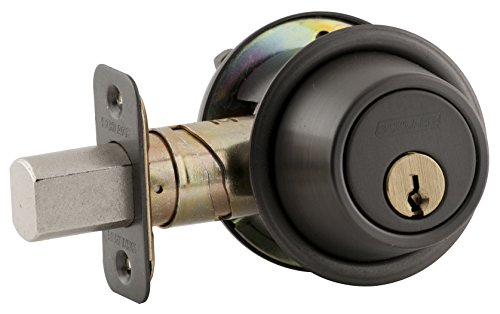 An image of Schlage B560P 613 C Oil-Rubbed Bronze Lock