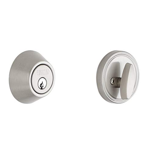 An image of Schlage JD60626 Brushed Chrome Lock