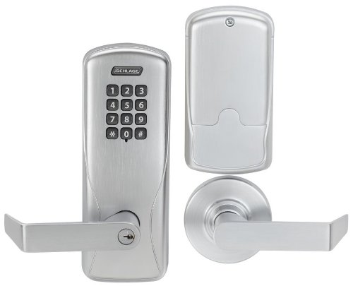 An image related to Schlage CO-100 Lever Lockset Lock