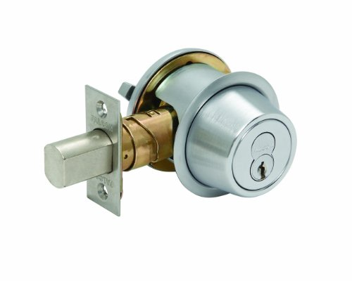 An image of Falcon Satin Chrome Lock