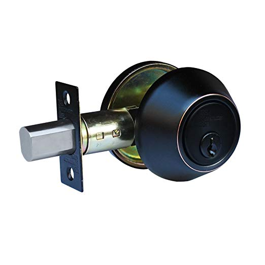 An image related to Constructor CON2921 Oil-Rubbed Bronze Lock