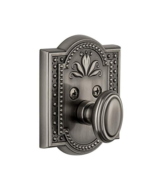 An image related to Grandeur PAR-60-AP-KD House Pewter Door Lock