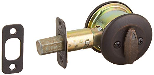 An image related to Kwikset 667-11P Bronze Lock