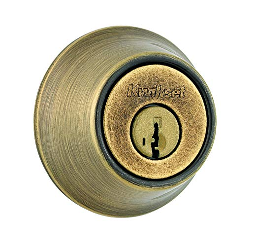An image of Kwikset 97300-712 Satin Nickel Lever Lockset Lock