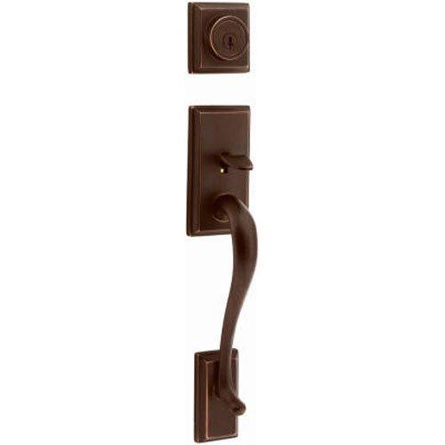 An image related to Kwikset 98001-104 Venetian Bronze Lock