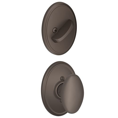 An image related to Schlage F59SIE613WKF Oil-Rubbed Bronze Lock